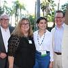 John Hinrichs, Linda Dishman, Denise Maior-Barron and Ted Bosely