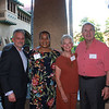 Steve Mulheim, Phlunte Riddle, and Marilyn and Gene Buchanan