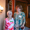Ellen Knell and Sue Bacon