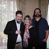 Noah, Susan and Hunter Mossman
