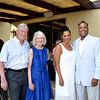 Bill and Diane Cullinane with Leslie Caldwell and Alfred Carr