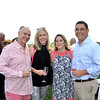 Andy Flinn and Jayne Lawson with Tiffany Grimm and Joaquin Figueroa
