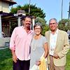 Jim Vagim with Lin and Alan Vlacich
