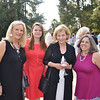 Marlene and Lauren Loadvine, Mimi Winer and Franci Levine-Grater