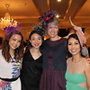 Jessica Yeh, Elaine Wong, Leigh Richard and Ingrid Franz