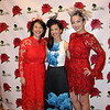 May Chan, Kristie Lin and Wendy Setiawan