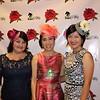 Samantha Sandman, Hong Yoon Plurad and Shigemi Pang