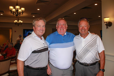 Paul DeForest, Fred Cook and Bob Fidler