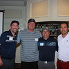 Patrick Tarnay, Scott Christianson, Mike Cook and Steve Mena
