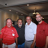 Rodney Terrazone with John, Mike and Jeff Orlandini