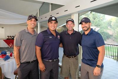 Edward Camacho, Al Quintana, Bill Shupper and Ryan Delgado