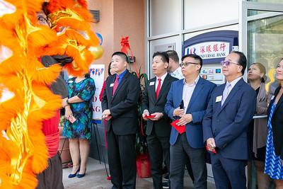 Grand Opening at Universal Bank Monterey Park