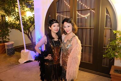 Nancy Hseieh and Eva Chen
