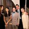 Sylvia Koh, Yen Yen Sun, Chris Rehfeldt, Andy Chang and Joyce Wang