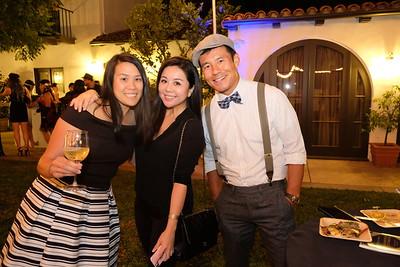 Jenny Chiu, Betty Huang and Allen Sun