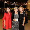 Michelle Wong, Elizabeth House Executive Director Debbie Unruh and Kristen Michelson