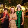 Nancy Young, Janette Lau and Janette Ho