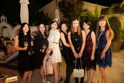 Xin Zhang, Jessica Li, Feng Xiang Cai, Julie Zhu, Annie Hall, Joyce Lin and Lisa Wang
