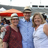 Lorraine and Lonnie Schield with Bobbi Abram