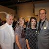 Larry Wilson, Mary Blodgett, Sue Hoskins and Stan Hunter