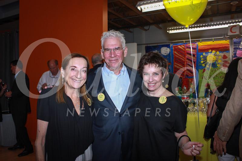 Gale Kohl, Scott Ward and Gloria Kondrup