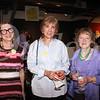 Linda Schwartz, Joan Fauvre and Carolyn Cutler