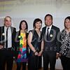 Mark Sogomian, Daria Yudacufski, Mary Chou, Gary Tsay and Cynthia Chou