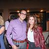 Ed Herrera and Raquel Sandford