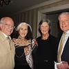 Dr. Mike Harrington, Chris Benter, and Priscilla and Jim Gamb