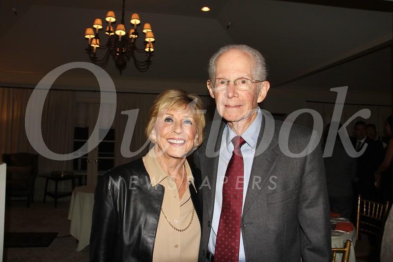 Marlene Konnar and John Baldeschwieler