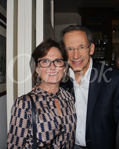 Lee Ann and Ron Havner