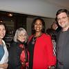 Dr. Linda King, Halaine Rose, Audrey Schmedes and Dr. Kevin King