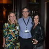 Gretchen Prince, Bill Judson and Roz Baldwin
