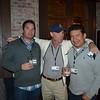 Josh Ganser, Jeremiah Kimber and Pete Sambrano