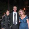 Debora Silverman, Dr. Robert Pynoos and Melissa Brymer
