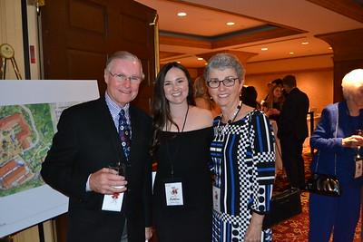 Bob, Kathleen and Joan Harper