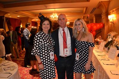 Michele, Jeff and Sarah Stephens