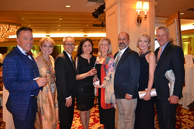 Rob and Claire Williams, Eric and Gina Galang, Katie and Rob Davis, and Barbara and Paul Wagner