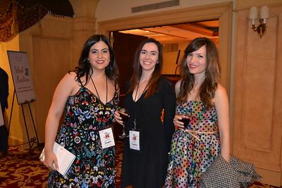 Jenny, Candace Fanale and Niree Perian