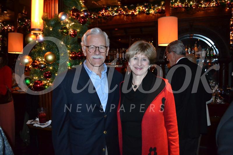 Dave Davis and Connie Davis