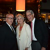 CEO Joe Costa with Debbie and Schuyler Hollingsworth