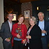 Mark Dawson, Susan Heard, and Gail and Steve Rolfe