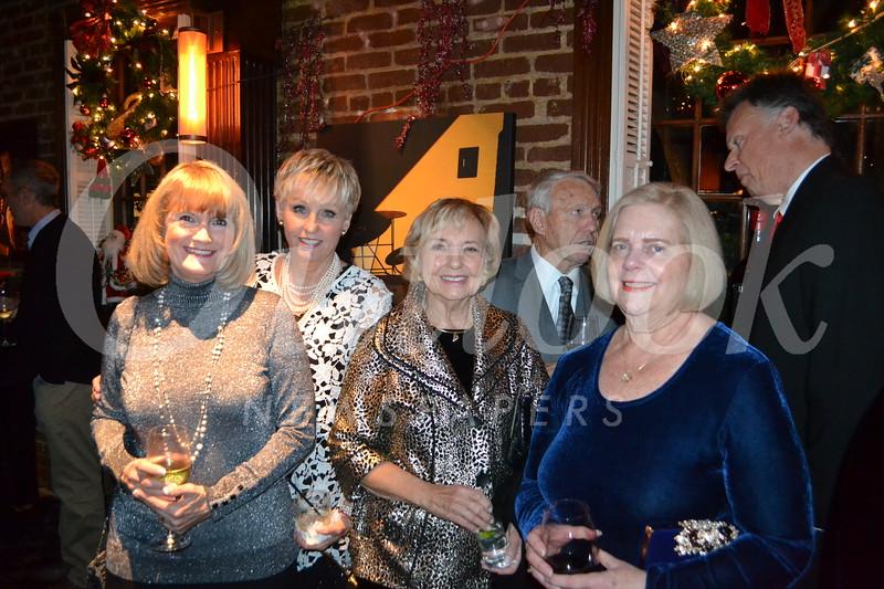 Caty Brennan, Patti Wickersham, Rose Manning and Carol Wickersham
