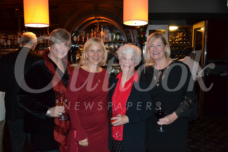 Cheryl Hoelting, Beth Gerber, Ann Penn and Sarah Rudchenko