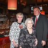 Patti Wickersham, Aline Kuhnle and Paul Wickersham