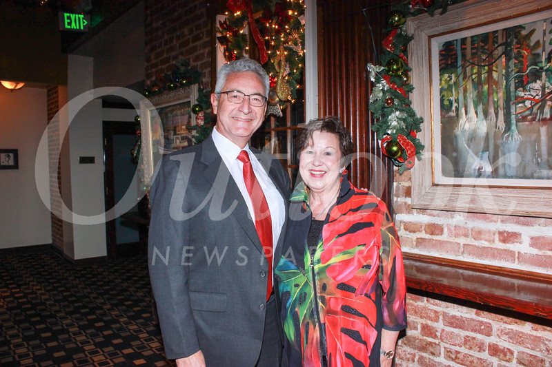 Mark Martinez and Dee Fisher