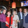 Stephanie Knapik, Burt and Sally Di Fiore, Marilyn Delanoeye, Ken Oh and Jennifer Caballero