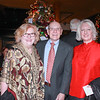 Elizabeth and Rich Keller with Claudia Sysock