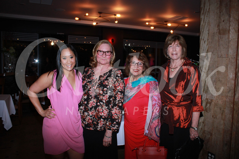 Uyen-Uyen Vo, Patty McAllister, Armida Baylon and Donna DeMond