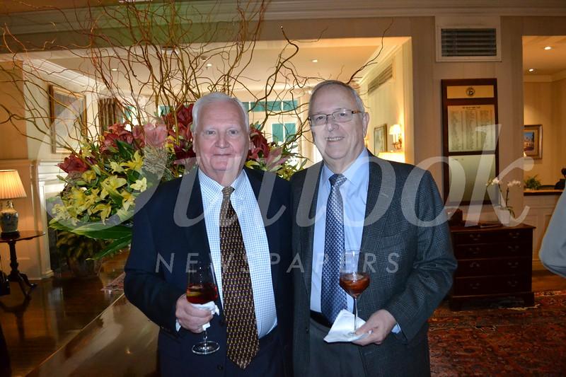 Dan Armel and Bill Shieff